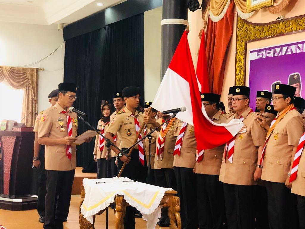 Ketua Kwarda Nasrul Abit: Kwarda 03 Sumbar Akan Berikan Kotribusi aktif Majukan Pembangunan Daerah
