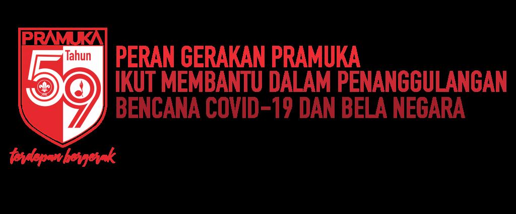 Logo dan Tema Hari Pramuka 2020